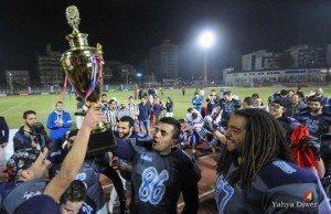 Egypt - Cairo Wolves win