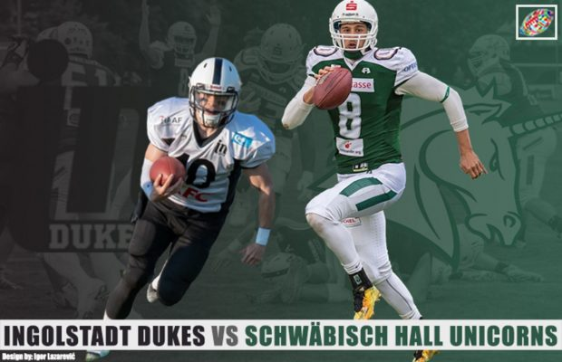 LIVESTREAM: Germany - #1 Schwabisch Hall Unicorns ...