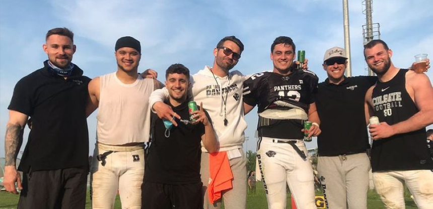 Coach Marc Mattioli: From the SEC to Italy