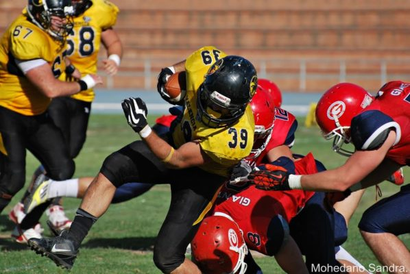 Spain - Firebas v. Giants playoff
