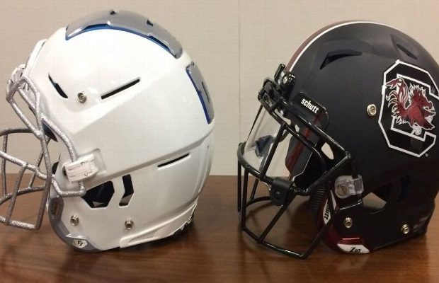New Football Helmet Design