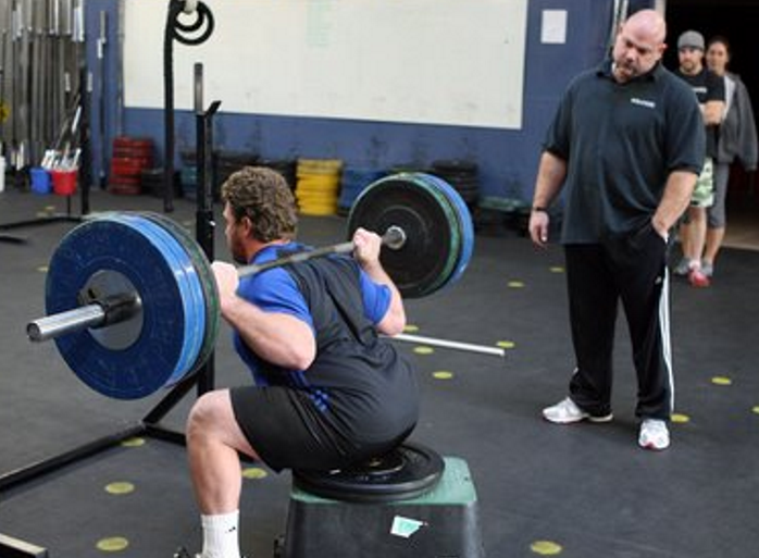 Top 10 Exercises For Football Strength and Speed