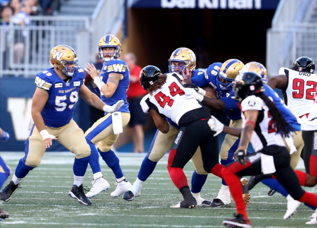 CFL-2019-July-19-Winnipeg-Blue-Bombers-vs-redblacks-Bombers-QB-Matt-Nichols-photo-Trevor-Hagan-CFL-1024x738.png